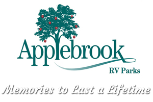Applebrook RV parks logo