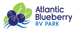 Atlantic Blueberry logo